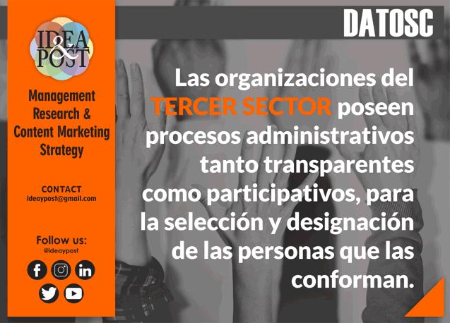 Tercer Sector procesos transparentes IdeayposT